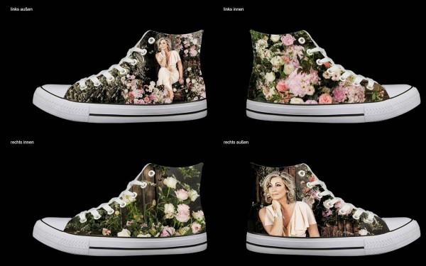 Schuh (Design: 3197 )Sneaker High