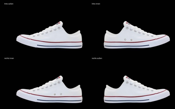 Schuh (Design: 2400 )Converse Low