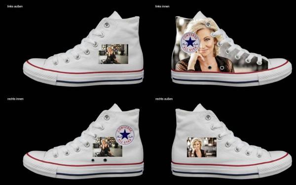 Schuh (Design: 3195 )Converse High