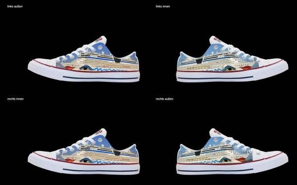 Schuh (Design: 2453 )Converse Low