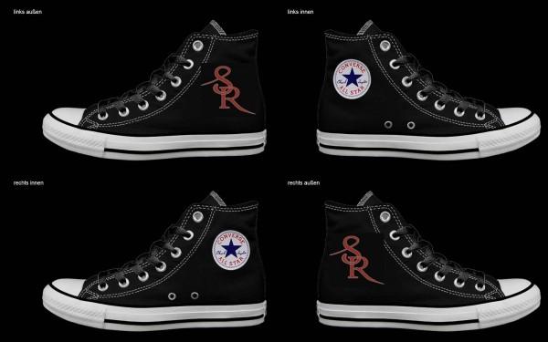 Schuh (Design: 2913 )Converse High