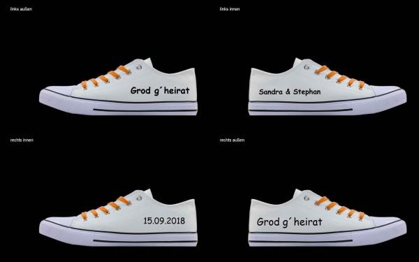 Schuh (Design: 2468 )Sneaker Low