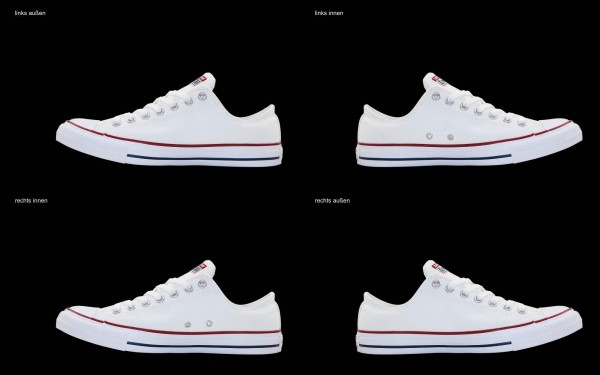 Schuh (Design: 2395 )Converse Low