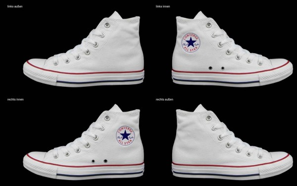 Schuh (Design: 2411 )Converse High