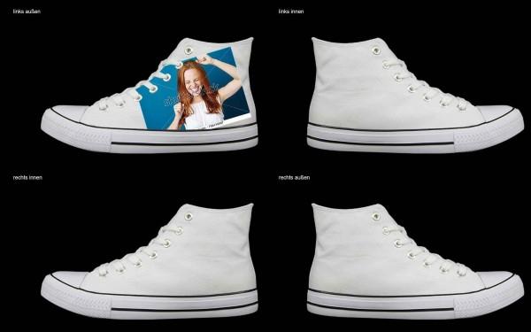 Schuh (Design: 2961 )Sneaker High