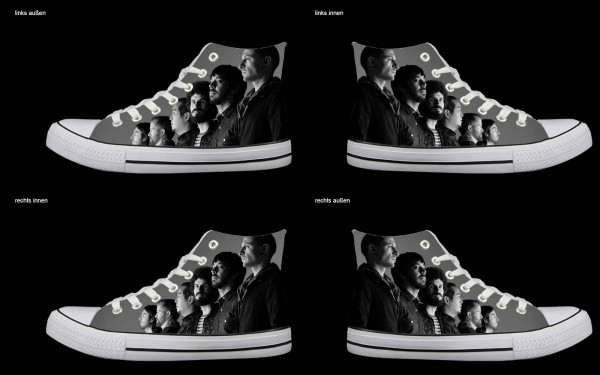 Schuh (Design: 2971 )Sneaker High
