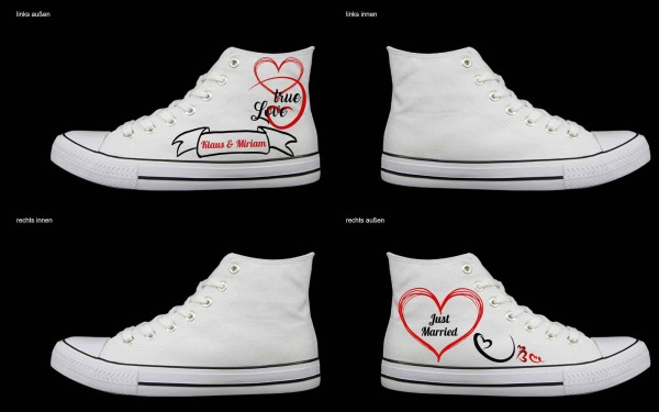 Schuh (Design: 3193 )Sneaker High