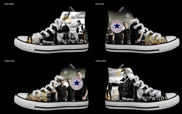 Schuh (Design: 2390 )Converse High