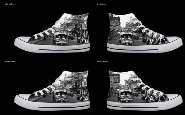 Schuh (Design: 7662 )Sneaker High