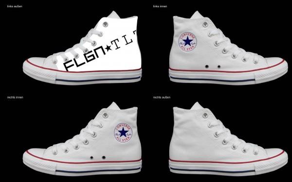Schuh (Design: 6715 )Converse High