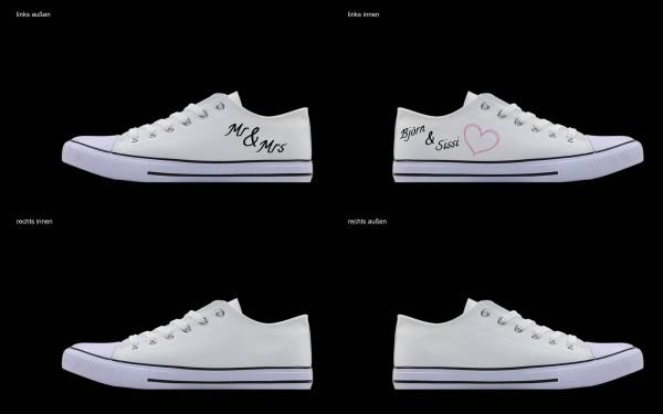 Schuh (Design: 8038 )Sneaker Low