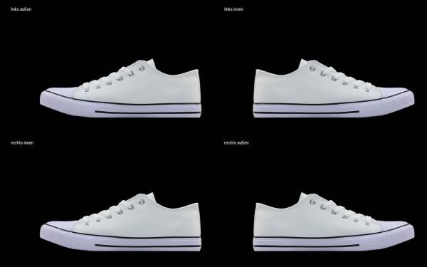 Schuh (Design: 7314 )Sneaker Low
