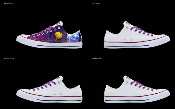 Schuh (Design: 5769 )Converse Low