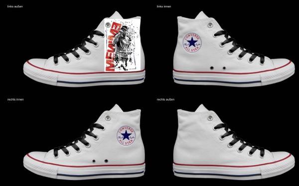 Schuh (Design: 5811 )Converse High