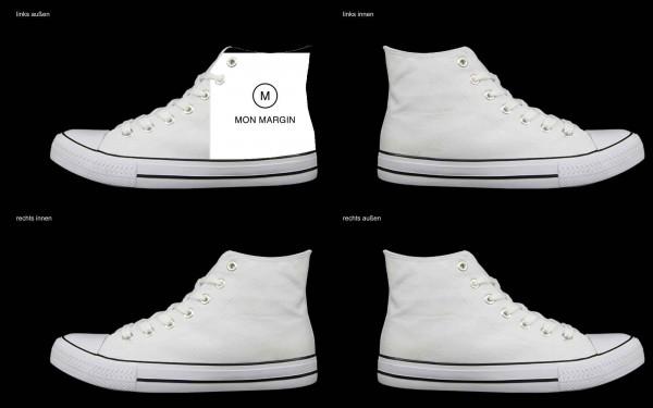 Schuh (Design: 8166 )Sneaker High