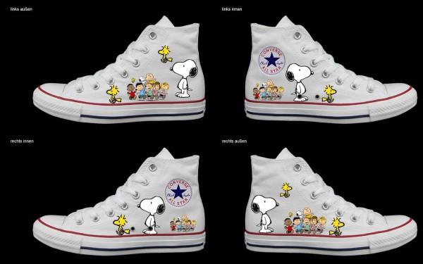 Schuh (Design: 3213 )Converse High