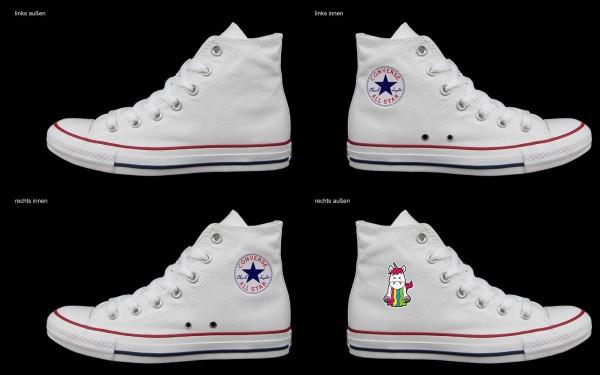 Schuh (Design: 4768 )Converse High