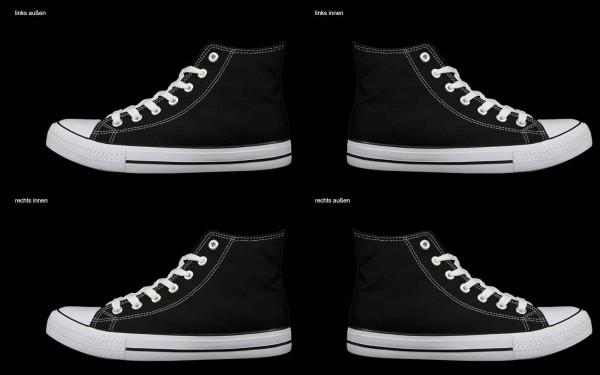 Schuh (Design: 6770 )Sneaker High