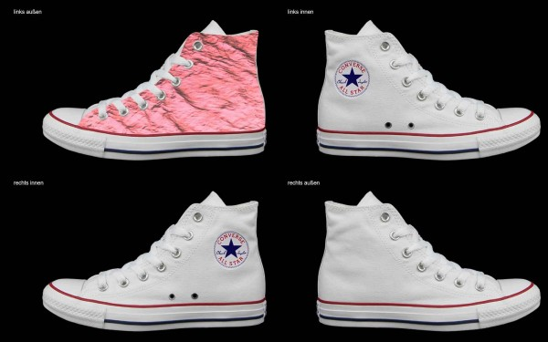 Schuh (Design: 3317 )Converse High