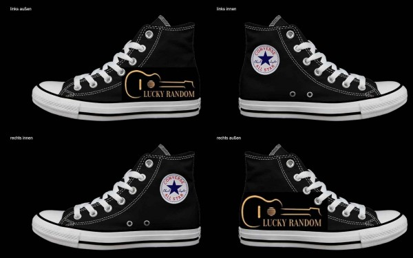 Schuh (Design: 8014 )Converse High