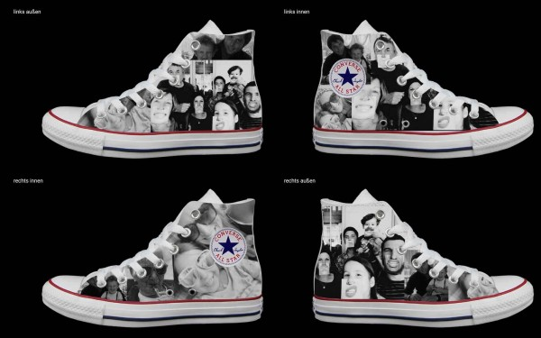 Schuh (Design: 4174 )Converse High