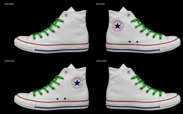 Schuh (Design: 7648 )Converse High