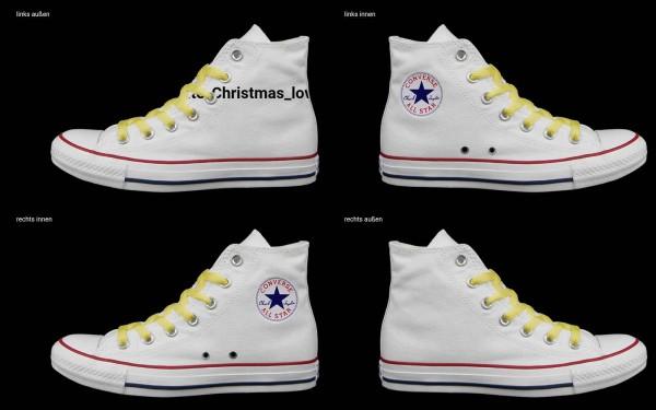 Schuh (Design: 4262 )Converse High
