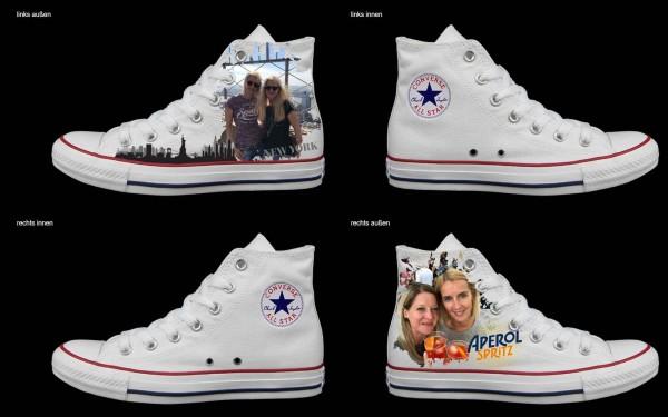 Schuh (Design: 7865 )Converse High