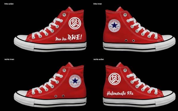 Schuh (Design: 7706 )Converse High