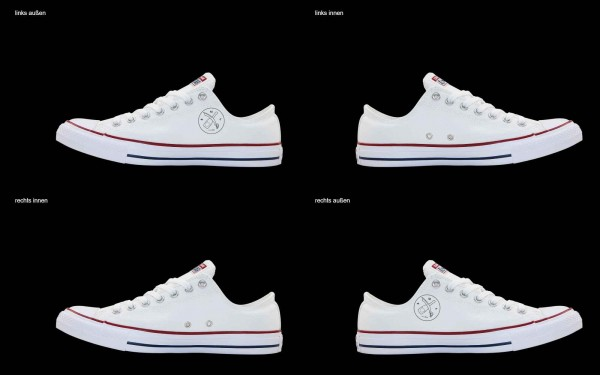 Schuh (Design: 4195 )Converse Low