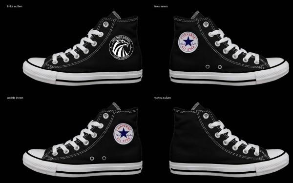 Schuh (Design: 5409 )Converse High