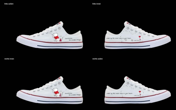 Schuh (Design: 7463 )Converse Low