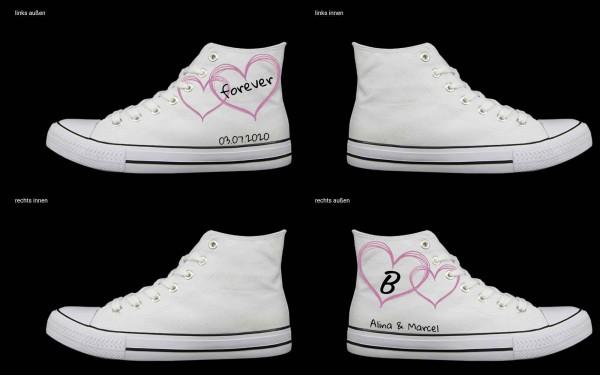 Schuh (Design: 7976 )Sneaker High