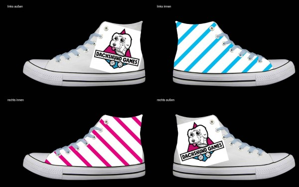 Schuh (Design: 5035 )Sneaker High