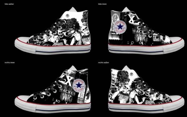 Schuh (Design: 7932 )Converse High