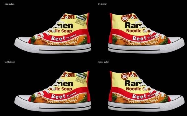Schuh (Design: 5774 )Sneaker High