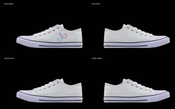 Schuh (Design: 3355 )Sneaker Low