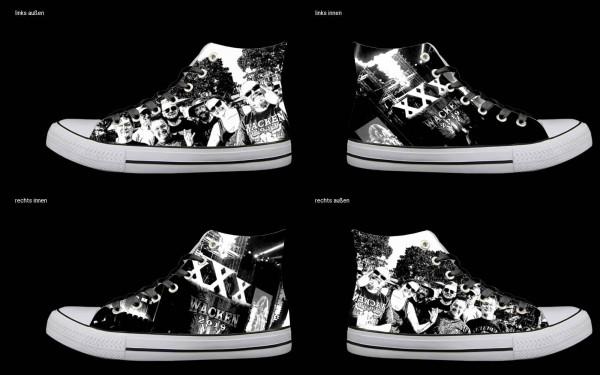 Schuh (Design: 7915 )Sneaker High