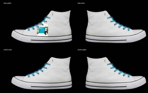 Schuh (Design: 6735 )Sneaker High