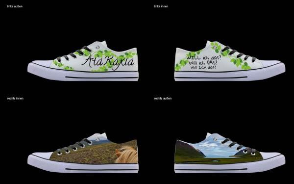 Schuh (Design: 3486 )Sneaker Low