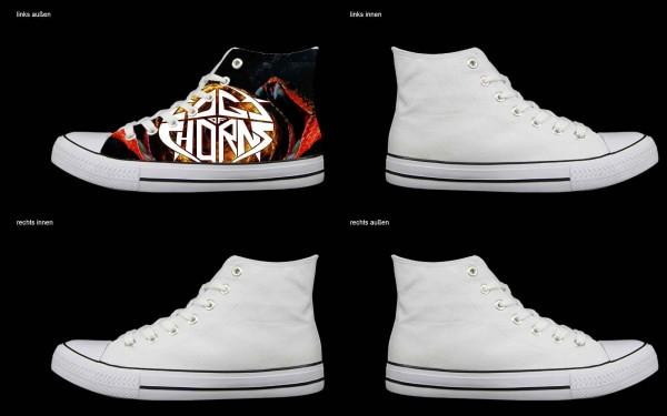 Schuh (Design: 4457 )Sneaker High