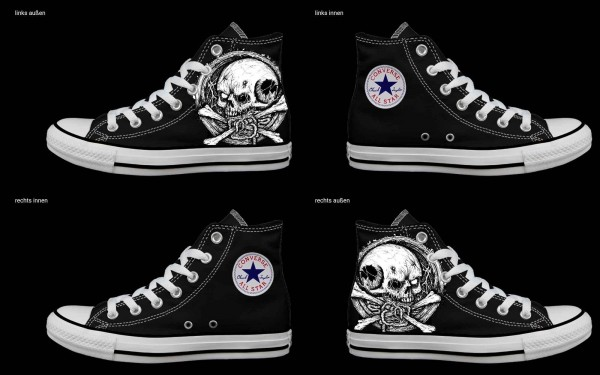 Schuh (Design: 7717 )Converse High