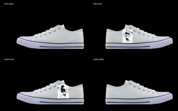 Schuh (Design: 7245 )Sneaker Low
