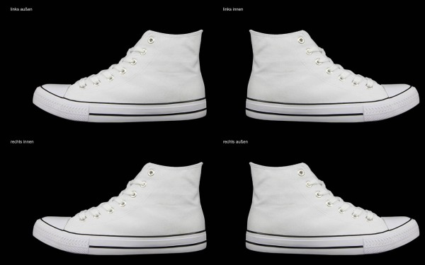 Schuh (Design: 4462 )Sneaker High