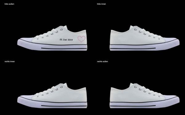 Schuh (Design: 4269 )Sneaker Low