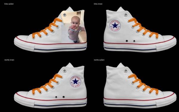 Schuh (Design: 7169 )Converse High