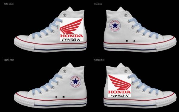 Schuh (Design: 7120 )Converse High