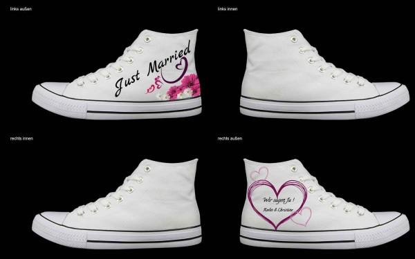 Schuh (Design: 4374 )Sneaker High