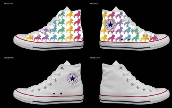 Schuh (Design: 3482 )Converse High