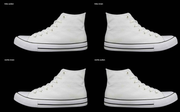 Schuh (Design: 7520 )Sneaker High